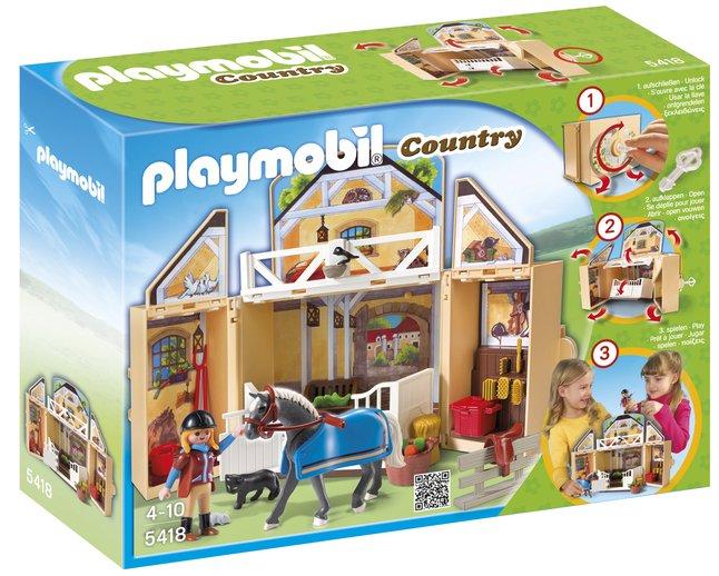 Image pour Playmobil Country 5418 Coffre Écurie à partir de DreamLand