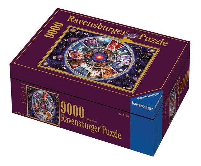 Afbeelding van Ravensburger puzzel Astrologie from DreamLand