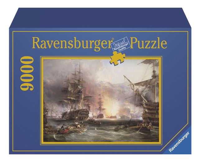 Image pour Ravensburger puzzle Le bombardement d'Alger à partir de DreamLand