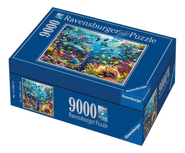 Afbeelding van Ravensburger puzzel Onderwaterparadijs from DreamLand
