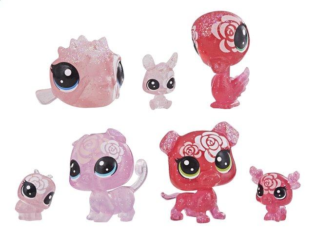 Speelset Littlest PetShop Bloemen Rozen