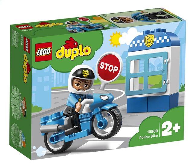 Afbeelding van LEGO DUPLO 10900 Politiemotor from DreamLand