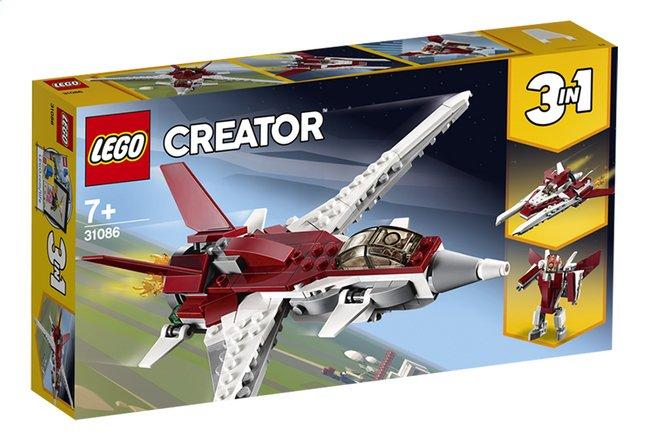 Afbeelding van LEGO Creator 3-in-1 31086 Futuristisch vliegtuig from DreamLand
