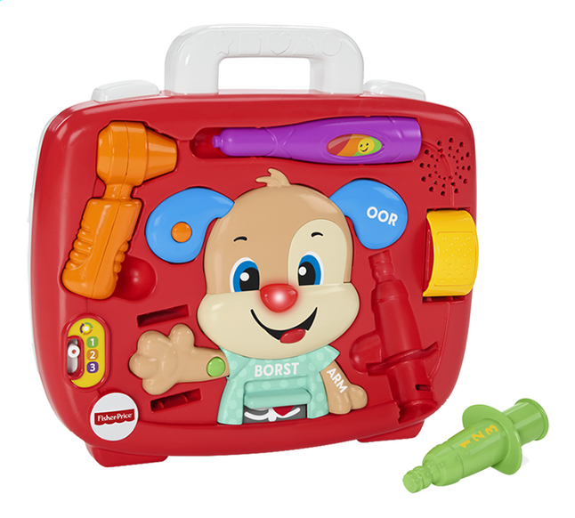 Afbeelding van Fisher-Price Laugh & Learn Leerplezier Puppy's Doktersset from DreamLand
