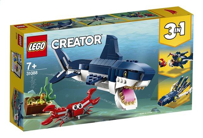 Afbeelding van LEGO Creator 3-in-1 31088 Diepzeewezens from DreamLand