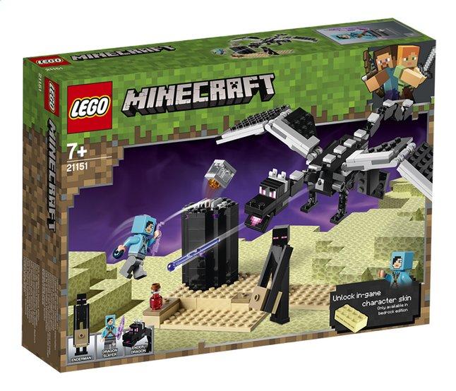 Afbeelding van LEGO Minecraft 21151 Het laatste gevecht from DreamLand