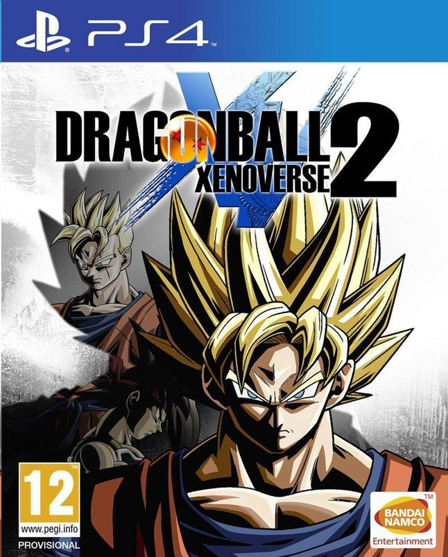 Afbeelding van PS4 Dragon Ball Xenoverse 2 FR from DreamLand