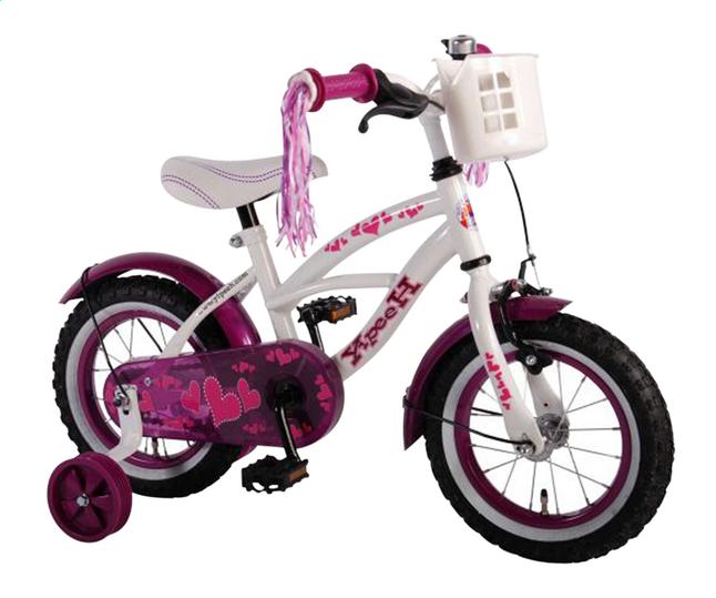 Image pour Yipeeh vélo pour enfants Heart Cruiser 12