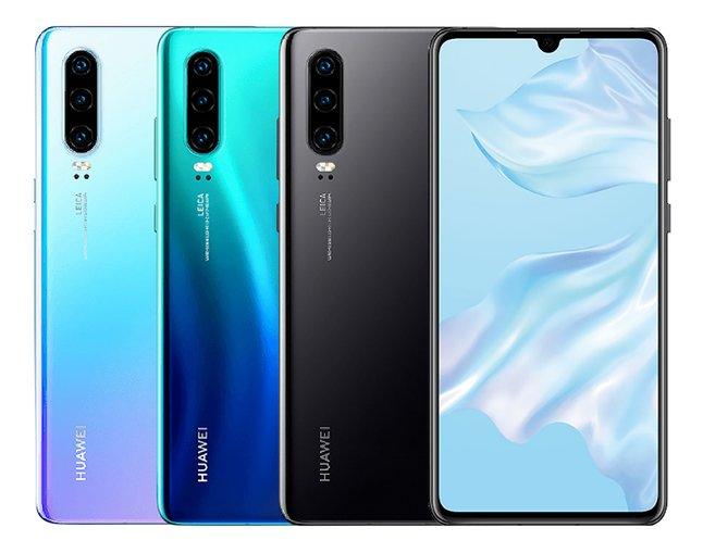 Huawei smartphone P30