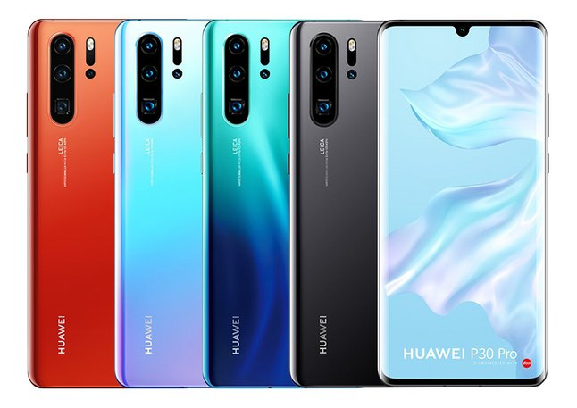 Afbeelding van Huawei smartphone P30 Pro 128 GB from DreamLand