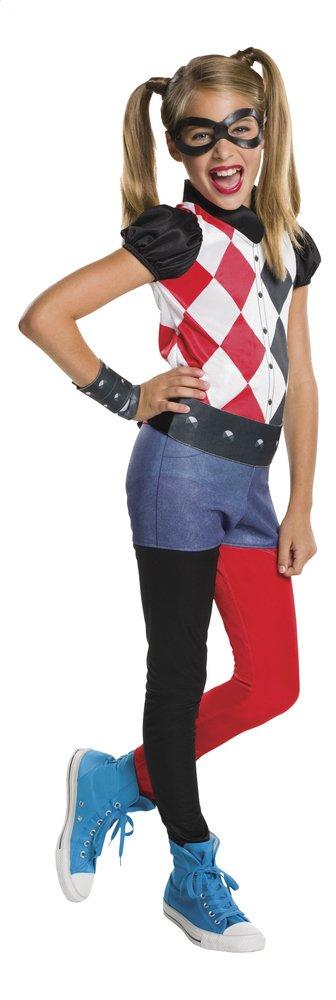 Déguisement DC Super Hero Girls Harley Quinn