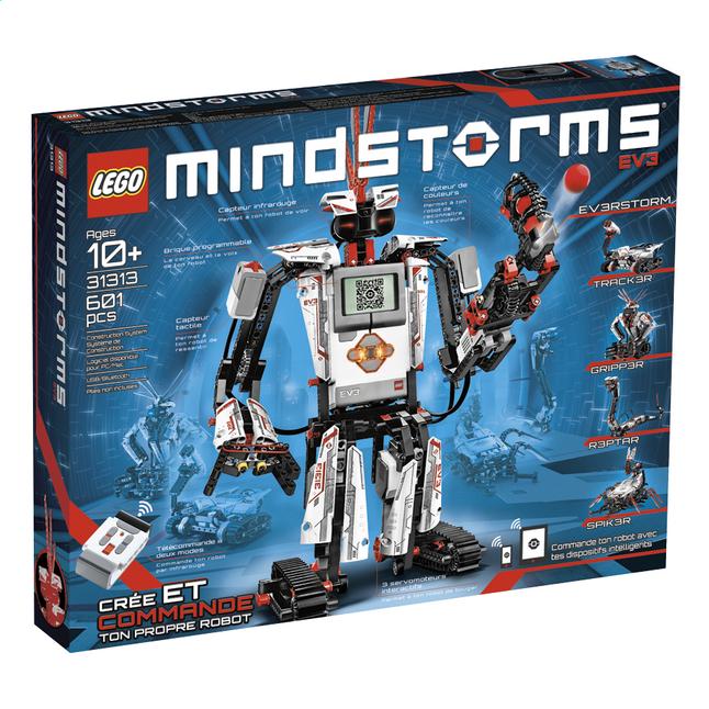Image pour LEGO Mindstorms 31313 EV3 à partir de DreamLand