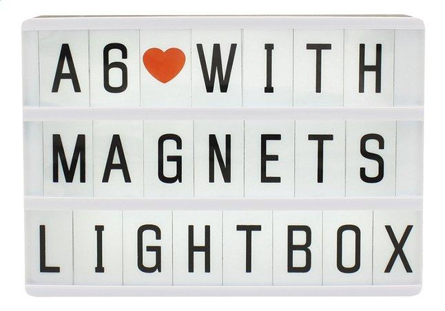 Afbeelding van Lightbox A6 from DreamLand