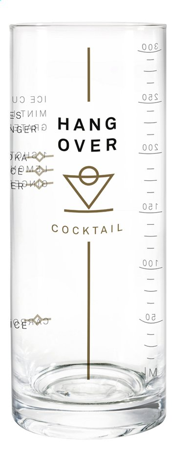 Afbeelding van Glas Hangover cocktail from DreamLand