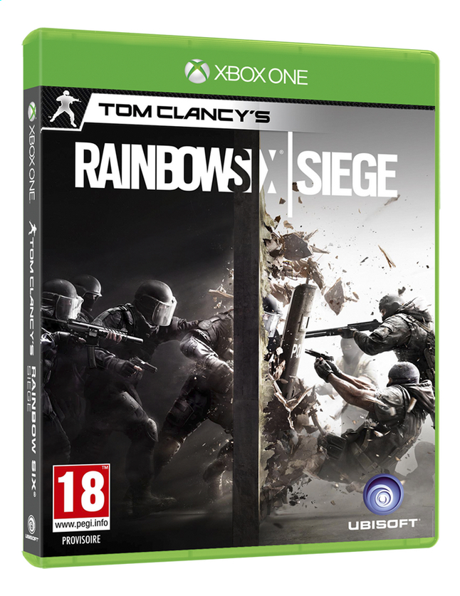 Afbeelding van XBOX One Rainbow Six Siege ENG/FR from DreamLand