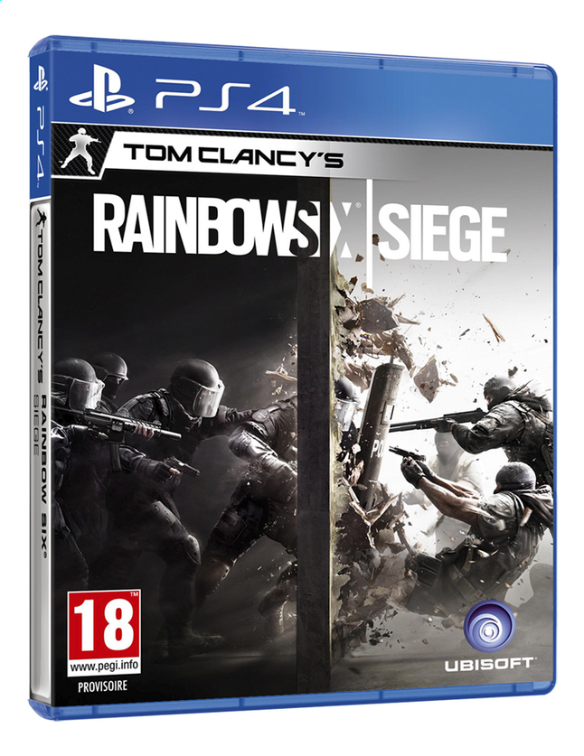 Afbeelding van PS4 Rainbow Six Siege ENG/FR from DreamLand