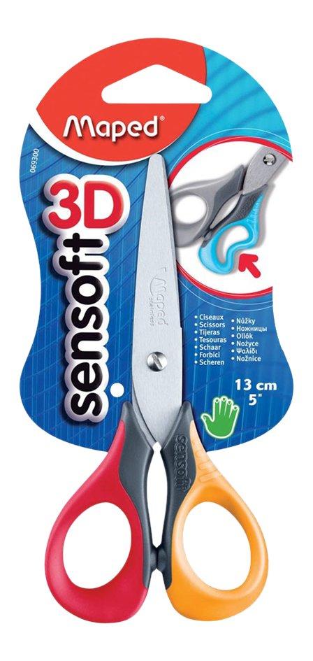 Maped schaar Sensoft 3D voor linkshandigen