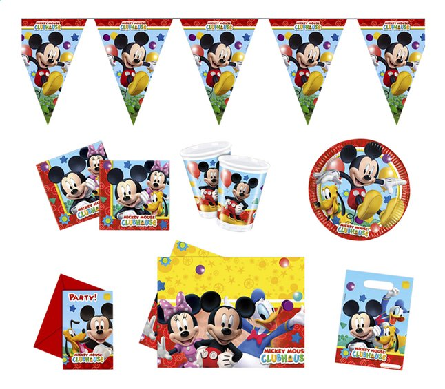 Image pour Set party La Maison de Mickey à partir de DreamLand