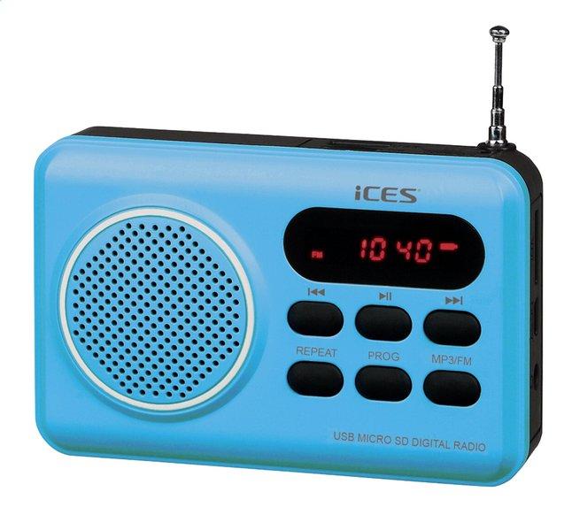 Image pour iCES radio IMPR-112 bleu à partir de DreamLand