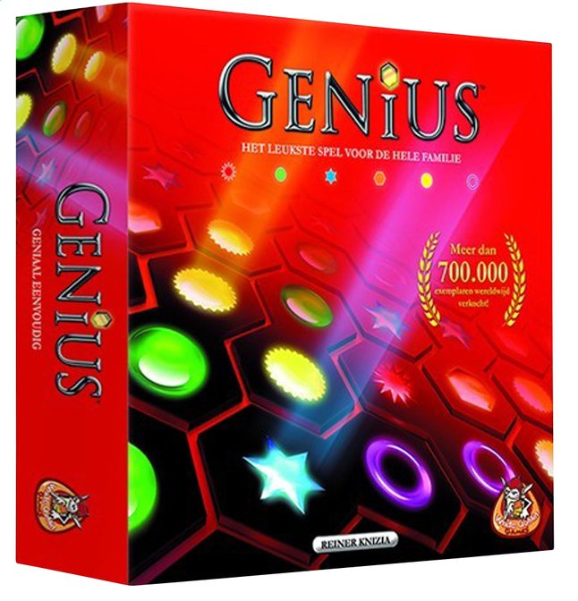 Afbeelding van Genius from DreamLand