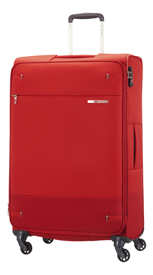 Afbeelding van Samsonite zachte reistrolley Base Boost Spinner Red from DreamLand