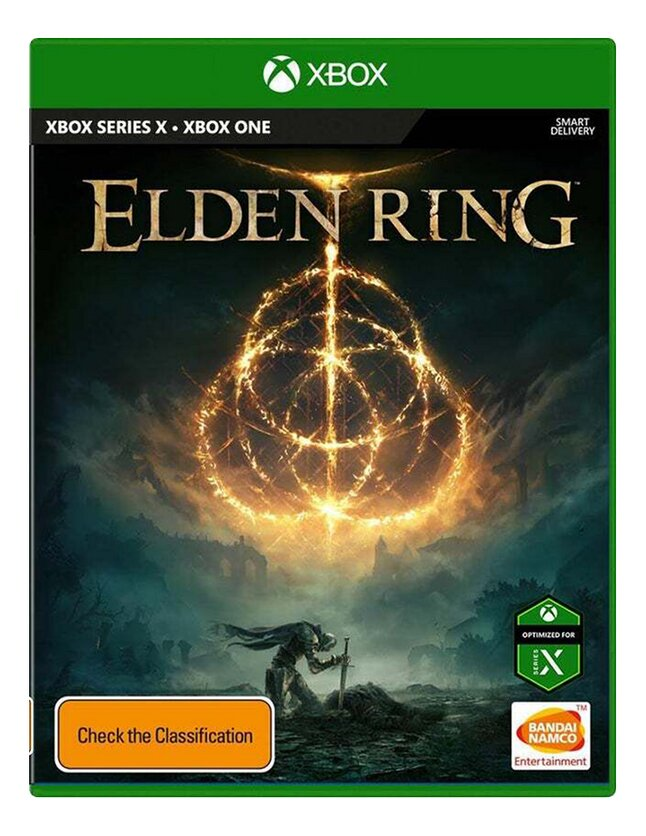 Xbox Series X Elden Ring FR/ANG
