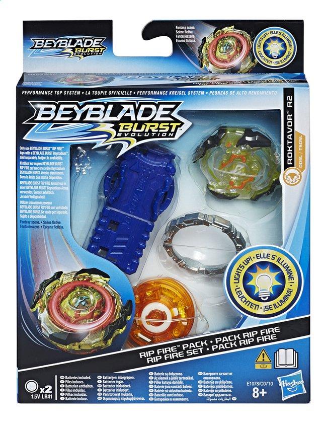 Beyblade draaitol Rip Fire Pack - Roktavor R2