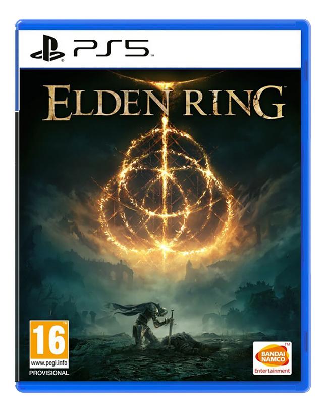 PS5 Elden Ring ENG/FR