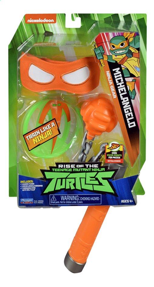 Afbeelding van Rise of the Teenage Mutant Ninja Turtles gevechtsaccessoires Michelangelo Ninja Gear from DreamLand