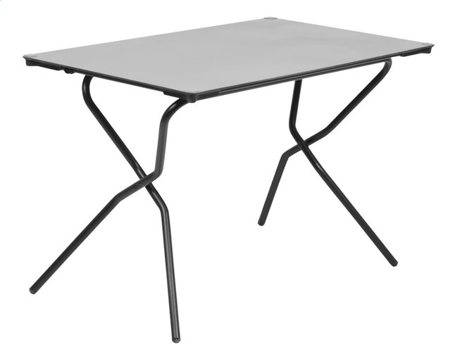 Lafuma Table pliante Anytime stone L 110 x Lg 68 cm | DreamLand