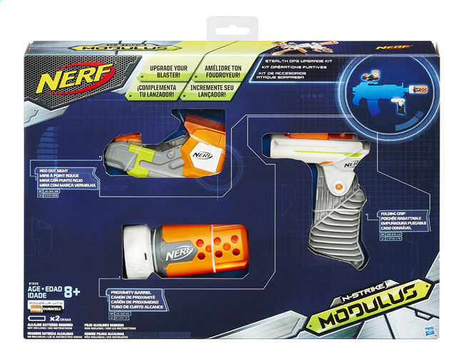 Image pour Nerf set N-Strike Modulus Kit d'opérations furtives à partir de DreamLand