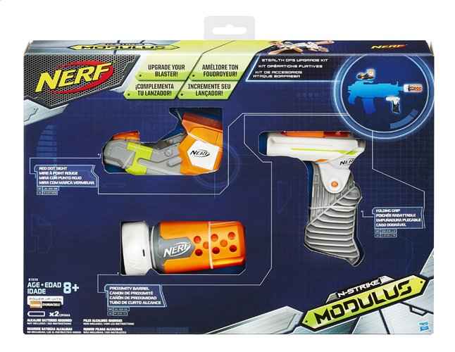 Afbeelding van Nerf set N-Strike Modulus Stealth Ops Upgrade from DreamLand