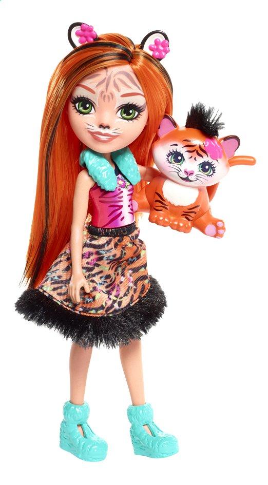 Afbeelding van Enchantimals figuur Tanzie Tiger from DreamLand
