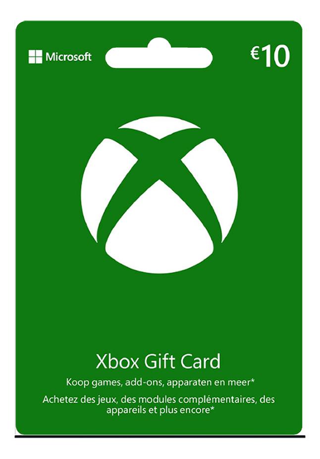 Gift card Xbox - € 10