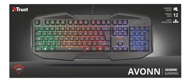 Trust toetsenbord GXT 830-RW Avonn