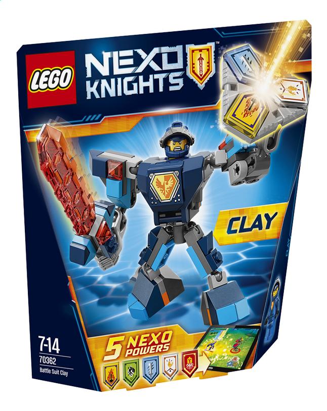 Image pour LEGO Nexo Knights 70362 La super armure de Clay à partir de DreamLand
