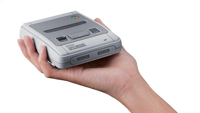 Image pour Nintendo console Classic Mini Super Nes gris à partir de DreamLand