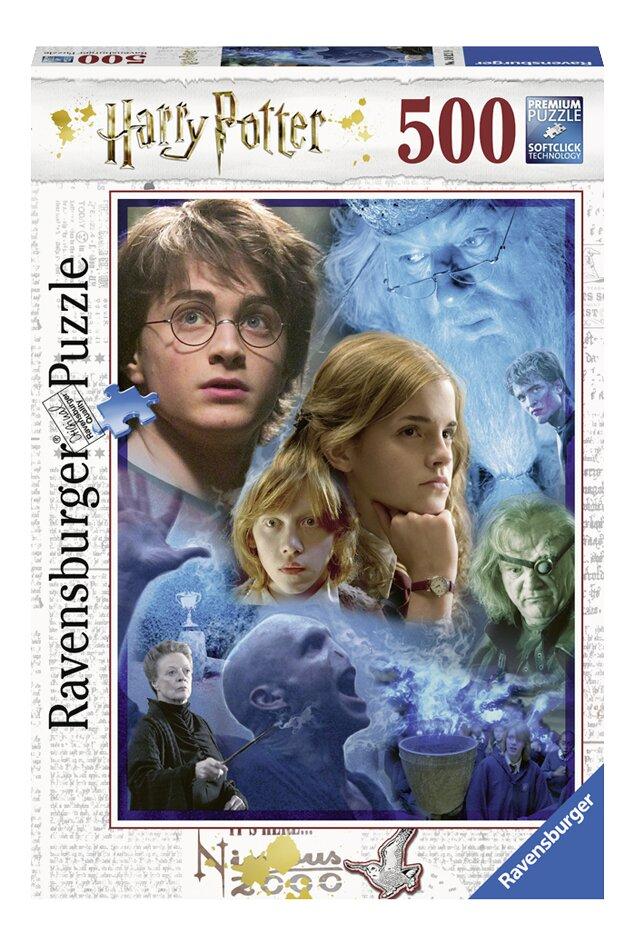 Ravensburger Puzzel Harry Potter Op Zweinstein