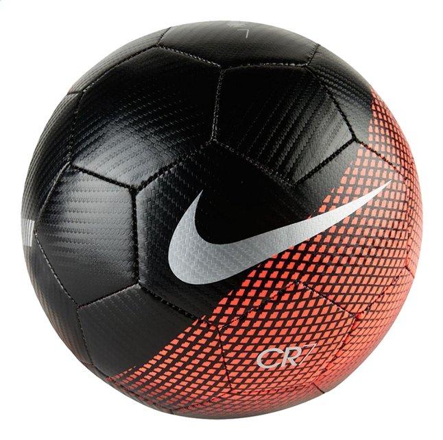 Afbeelding van Nike voetbal CR7 Prestige maat 5 zwart/rood from DreamLand
