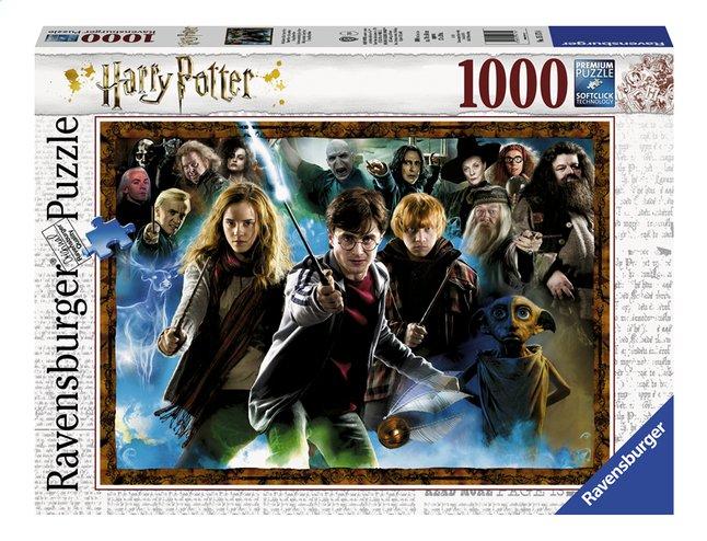 Afbeelding van Ravensburger puzzel Harry Potter de tovenaarsleerling from DreamLand
