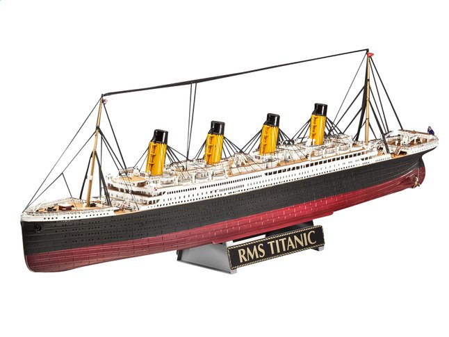 Afbeelding van Revell modelbouwdoos R.M.S. Titanic 100th Anniversary from DreamLand