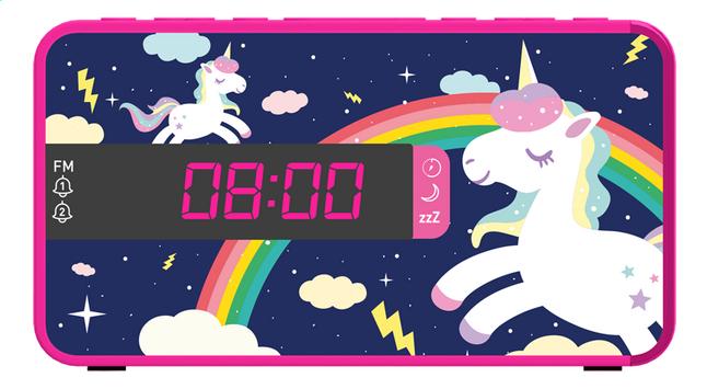 Afbeelding van bigben wekkerradio RR16 unicorn 2 from DreamLand