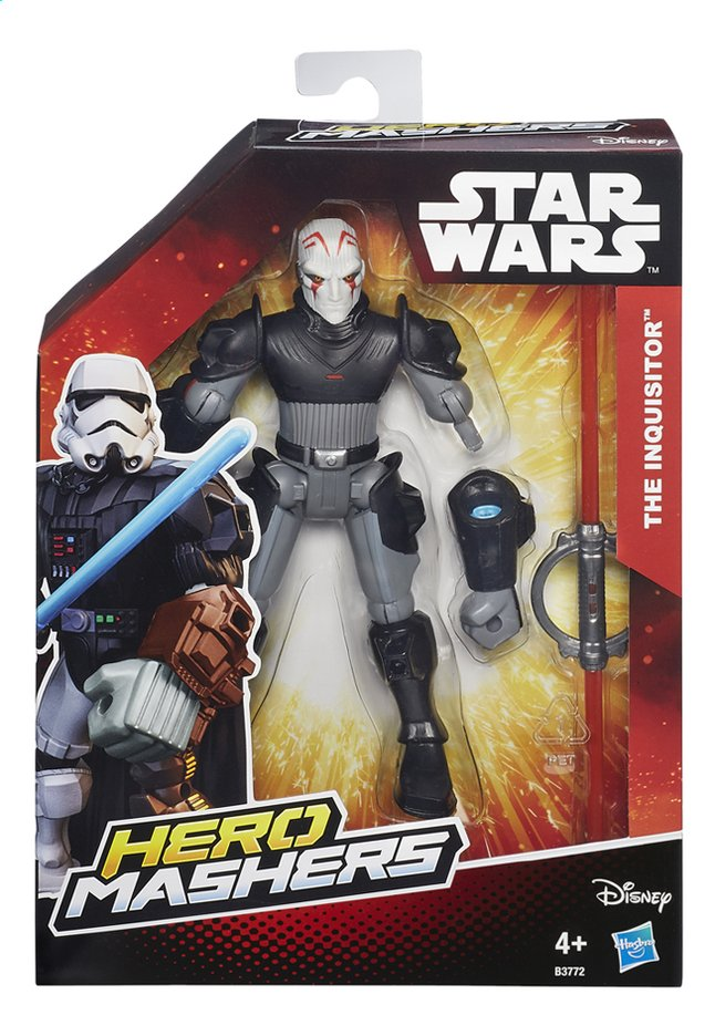 Image pour Figurine Star Wars Hero Mashers The Inquisitor à partir de DreamLand