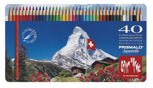 Afbeelding van Caran d'Ache kleurpotlood Prismalo - 40 stuks from DreamLand