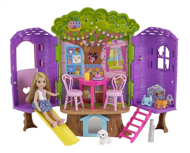 Barbie speelset Chelsea's Boomhut