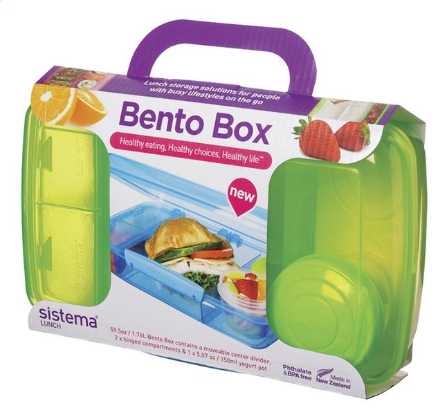 Afbeelding van Sistema lunchbox Bento Box groen from DreamLand