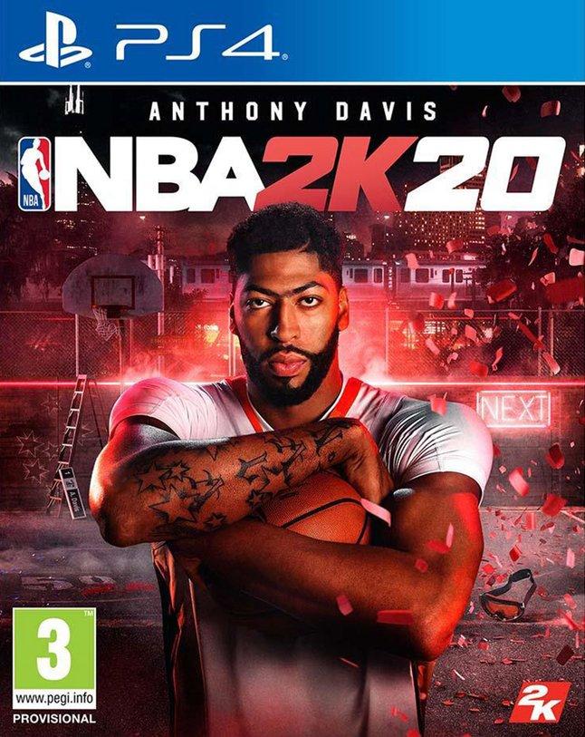 PS4 NBA 2K20 ENG/FR