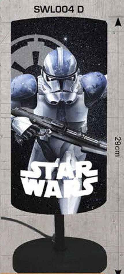 Image pour Lampe de chevet Star Wars Stormtrooper à partir de DreamLand