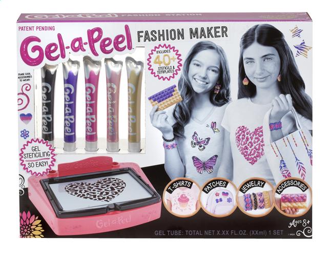 Afbeelding van Gel-a-Peel Fashion Maker from DreamLand