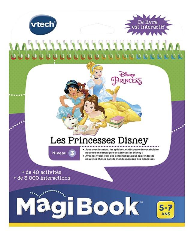 Image pour VTech MagiBook livre éducatif - Niveau 3 - Les Princesses Disney à partir de DreamLand